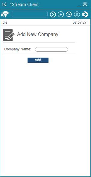 1stream new company