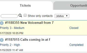 1stream select call