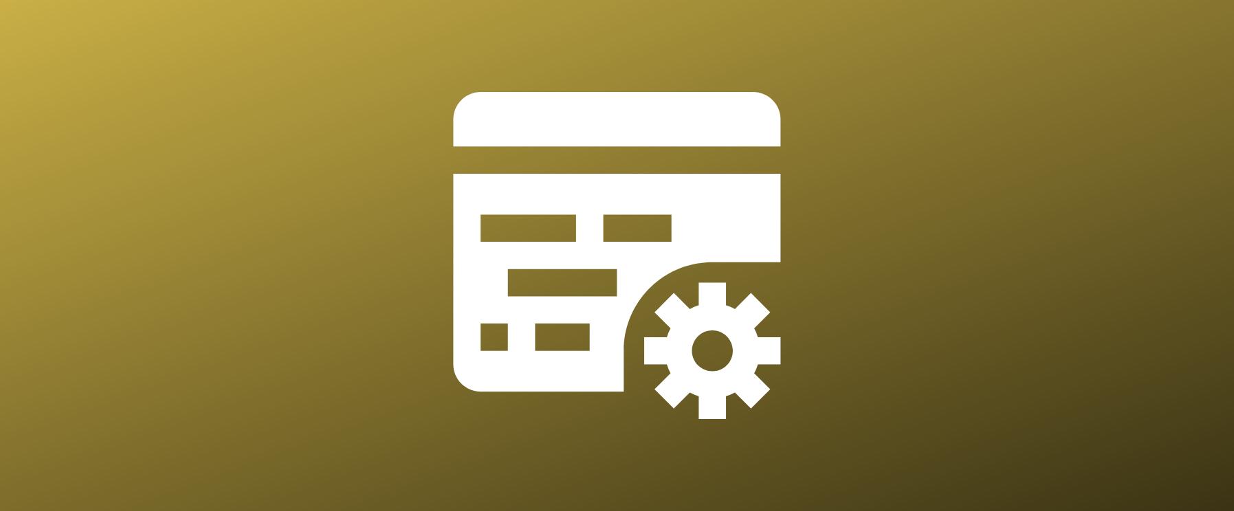 1stream settings control menu