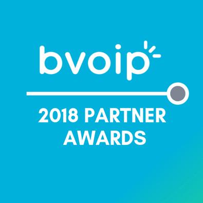 2018 bvoip partner awards