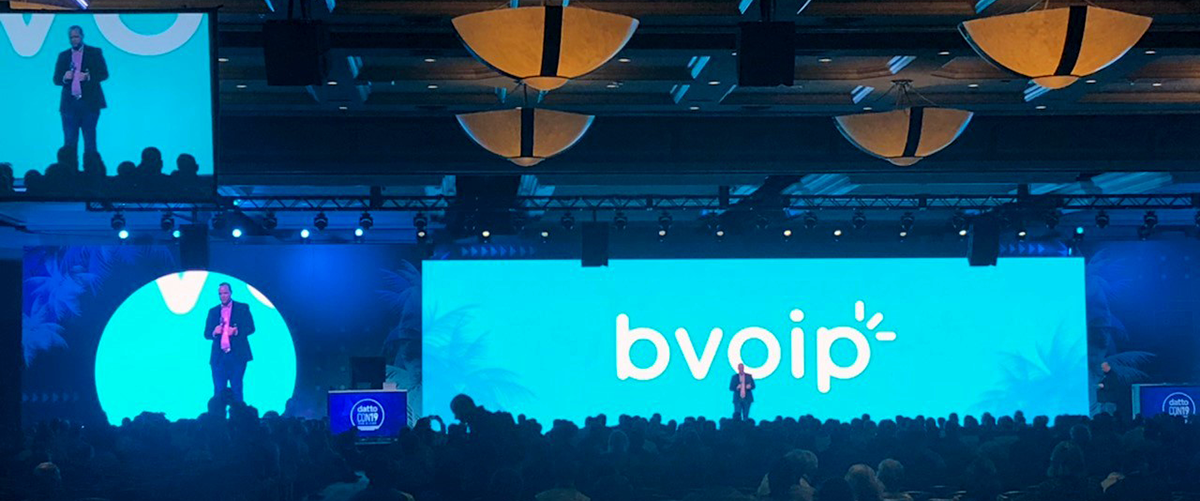 Alec Stanners Speech @ DattoCon 2019 #bvoip