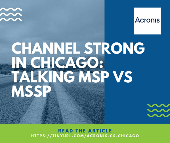 Acronis Article - Chicago
