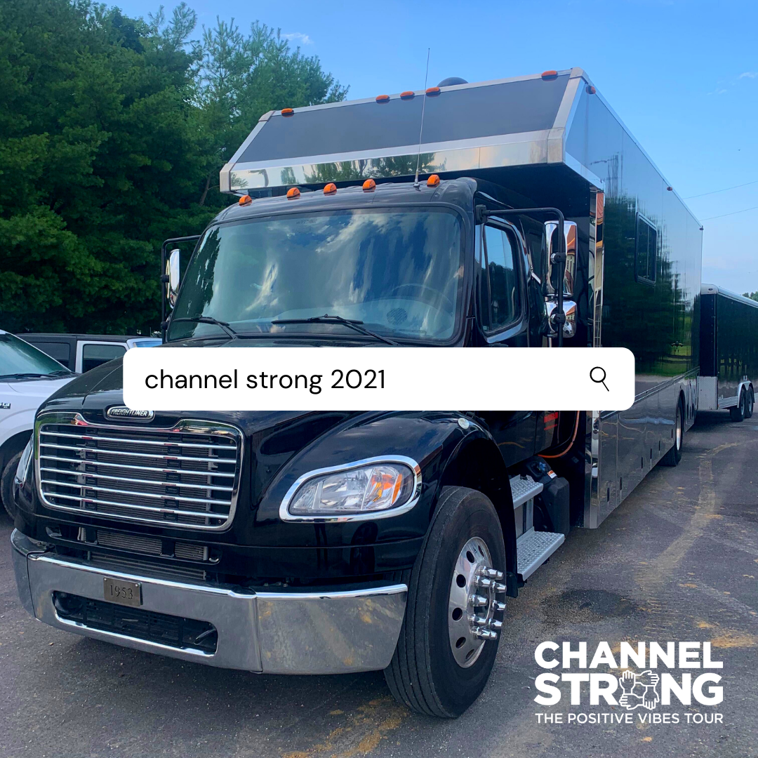 Channel Strong 2021 Announcement