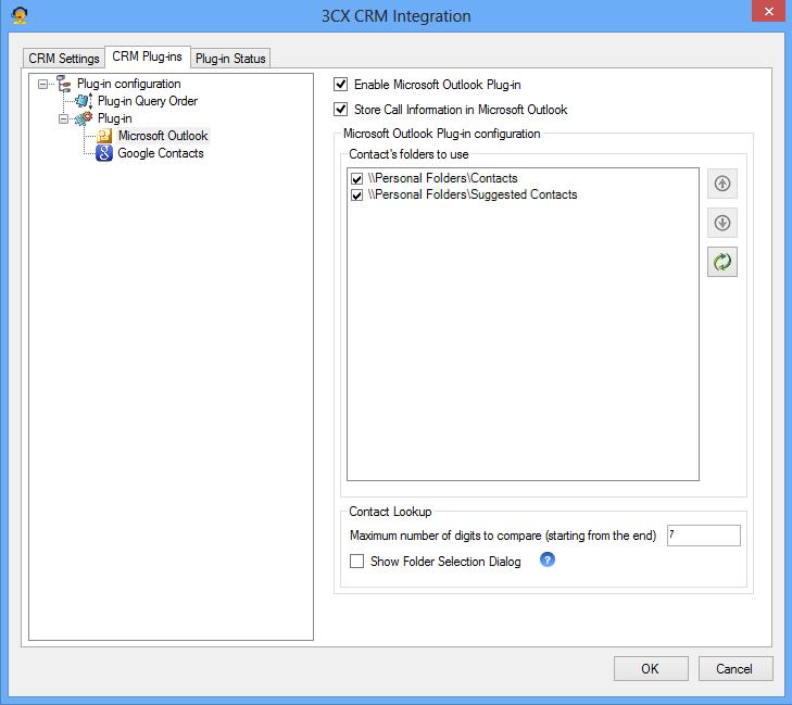 Microsoft Outlook VoIP Integration (Basic)