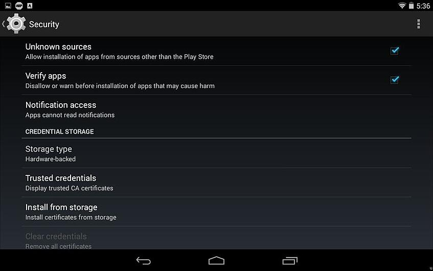 BVoIP TIP: How to Side Load Previous Versions of Android
