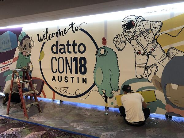 dattocon18 canvas