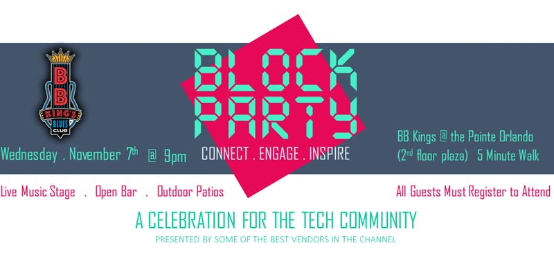 itn18 block party