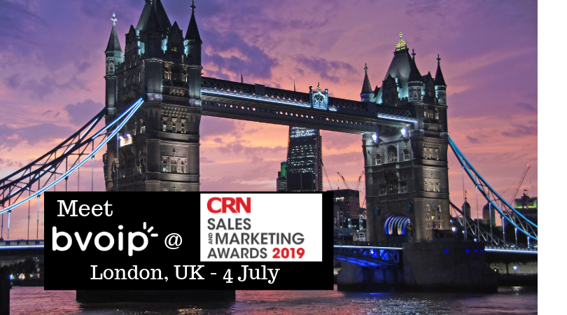 CRN Sales and Marketing Awards 2019
