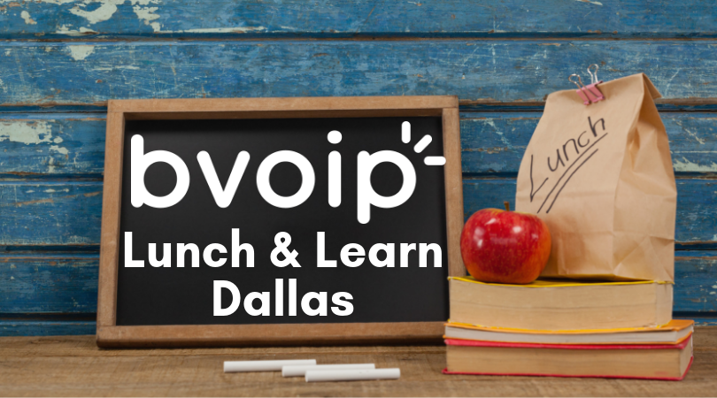 Dallas Lunch and Learn 2019