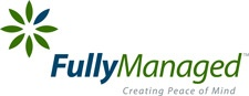 fully managed logo