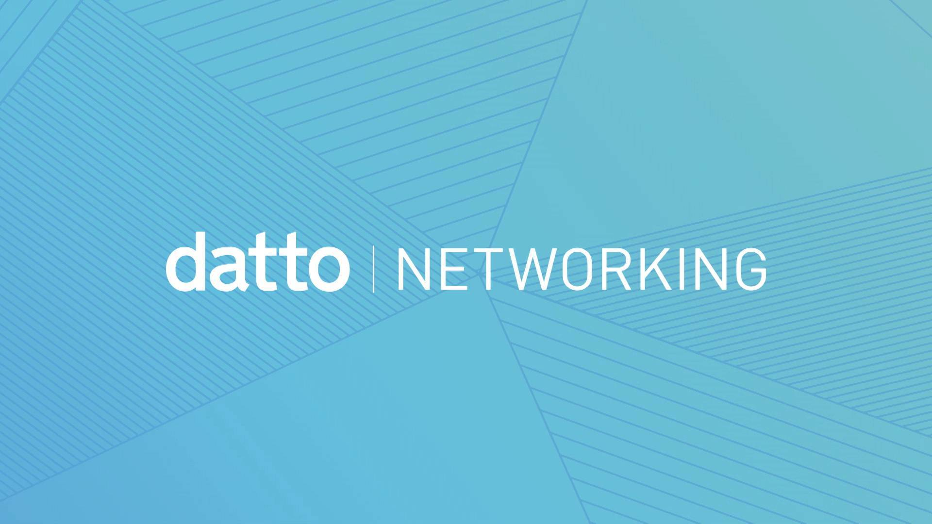 datto networking