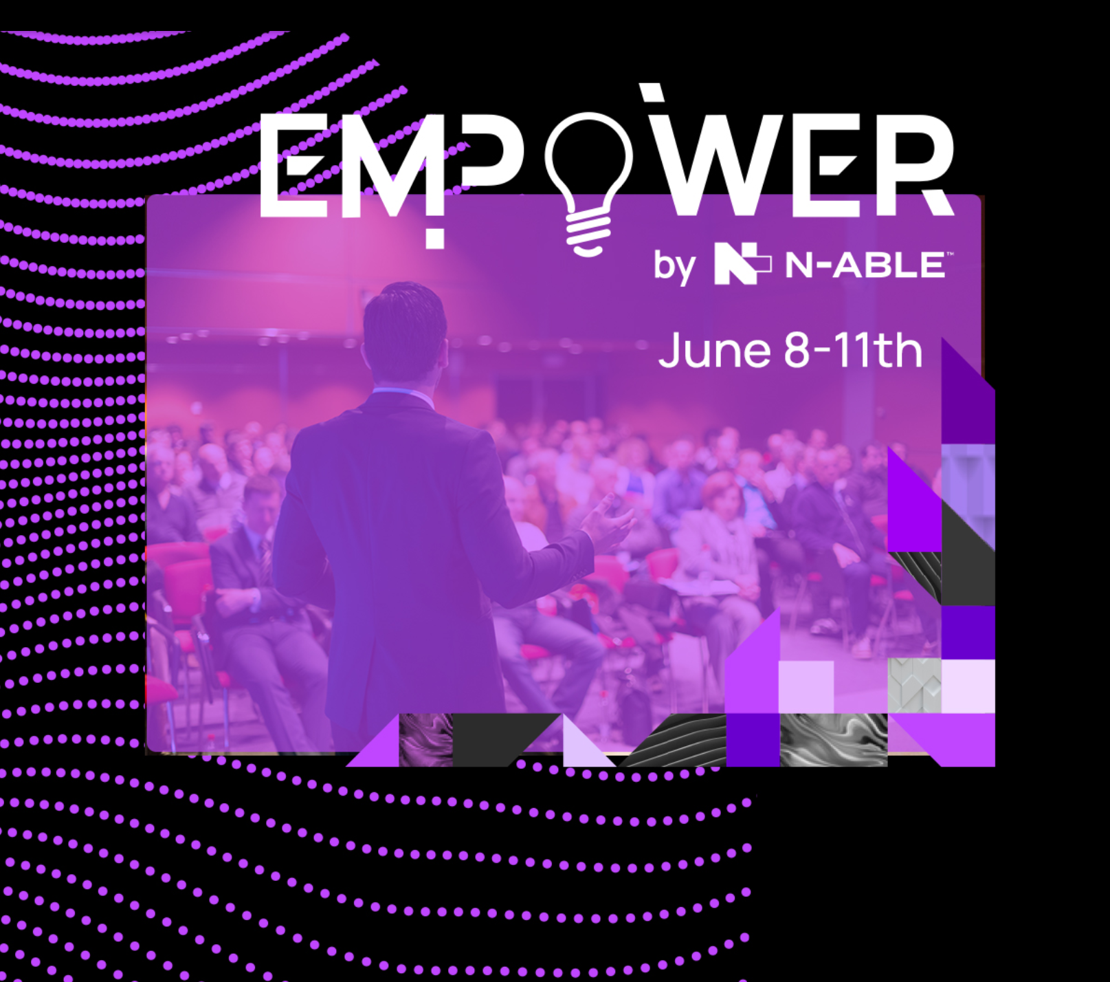 Catch bvoip at Empower by N-Able from June 8-11th.